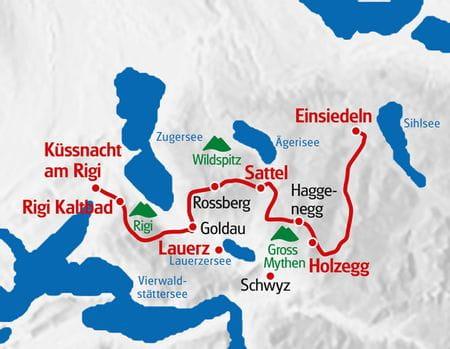 Schwyzer Höhenweg