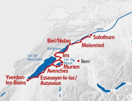 Mittelland-Route für Familien
