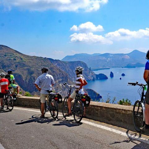 Radweg Sizilien