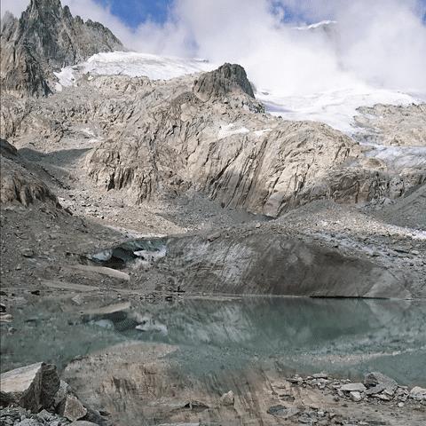 Tiefengletscher - Furka