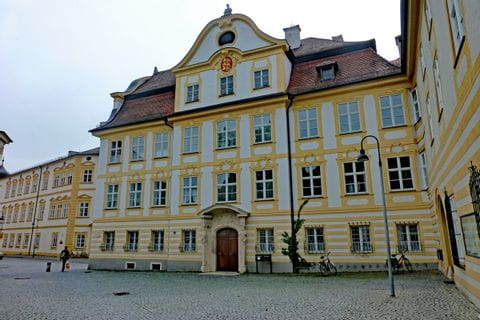 Tolle Bauwerke in der Altstadt im Altmühltal