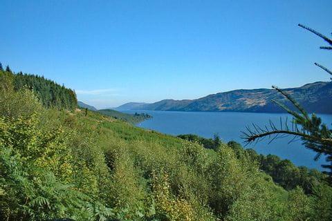 Wandererlebnis Loch Ness