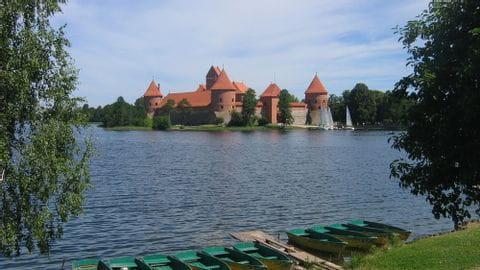 Radreise Baltikum