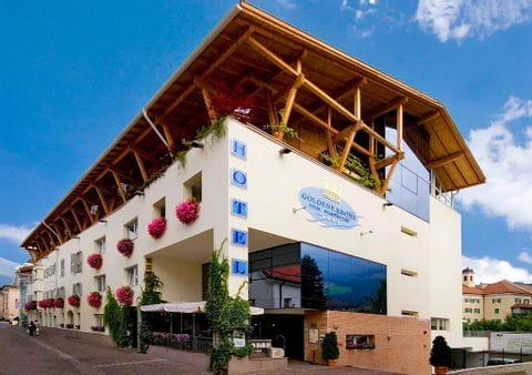 Hotel Goldene Krone in Brixen