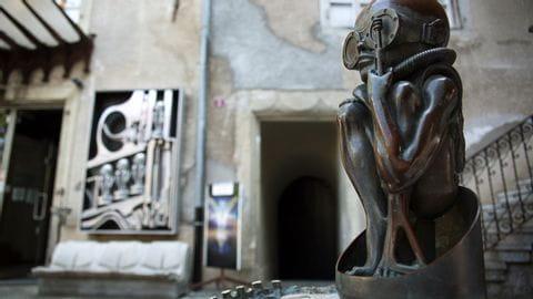 Gigermuseum Gruyères