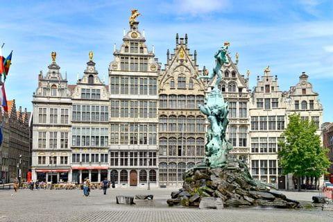 Antwerpen Historisches Zentrum
