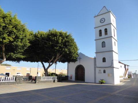 Kirche San Juan del Reparo