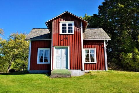 Schwedisches Sommerhaus