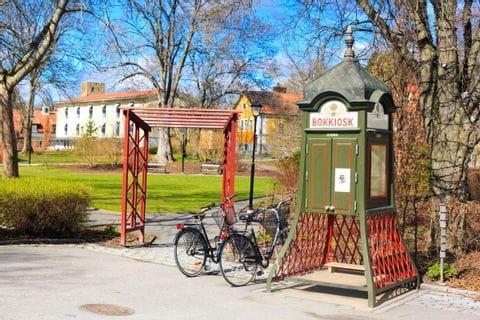 """""""Buchhandlung"""" in Sigtuna"""