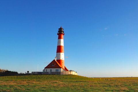 Leuchturm in Nordfriesland