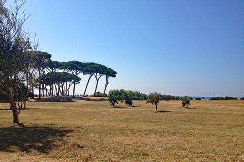 Küstenlandschaft in der Toskana