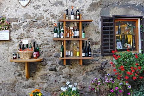 Wein und Genuss beim Wandern in der Wachau