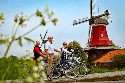 Windmühle in Greetsiel