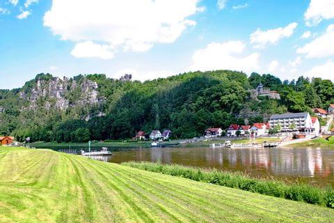 Rathen an der Elbe