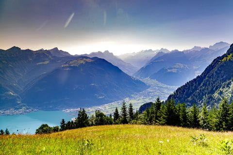 Wunderschöne Urner Landschaft