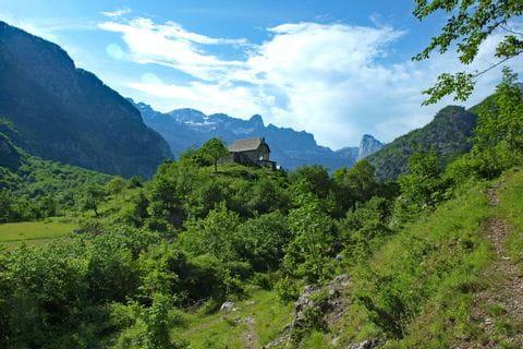 Unterwegs in der faszinierenden Bergwelt Albaniens