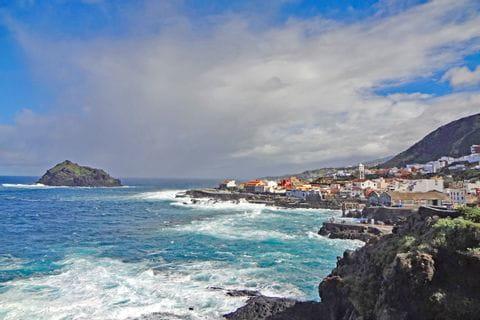 Spektakuläre Küstenblicke beim Wandern auf Garachico