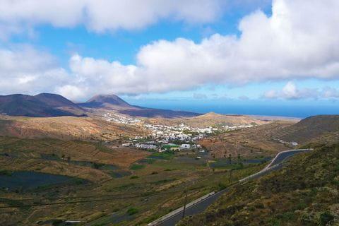 Tal der 1000 Palmen auf Lanzarote