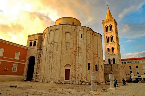 Kirche Sv. Donat in Zadar