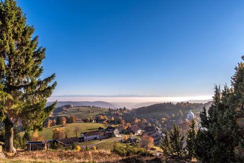 Traumhafte Aussicht im Schwarzwald