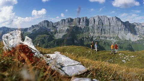 Via Alpina - Urnerboden