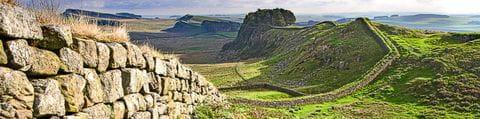 Wandern: Hadrians Wall
