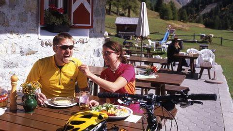 6 Graubünden-Route: Vorderrhein