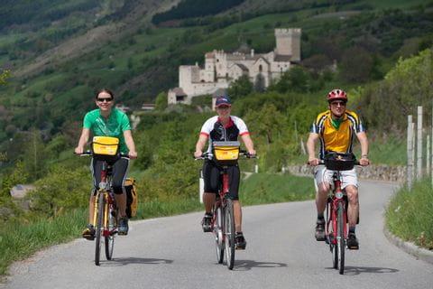 Radler in Südtirol