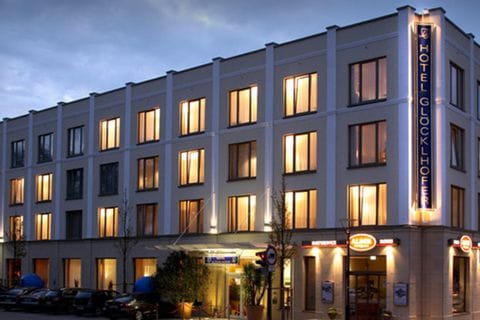 Hotel Glöcklerhof Außenansicht