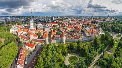 Altstadt von Tallinn