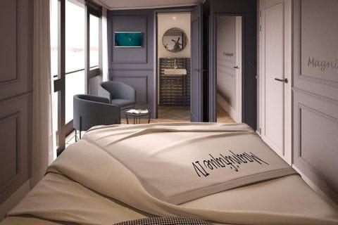 Suite, MS MAGNIFIQUE IV