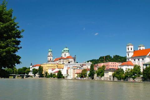 3-Flüsse-Stadt Passau