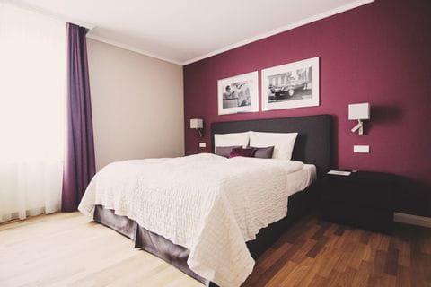 Doppelzimmer im Hotel Vila Vita Rosengarten