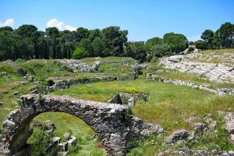 Romanisches Theater in Syracus