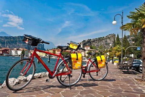 Räder in Riva del Garda