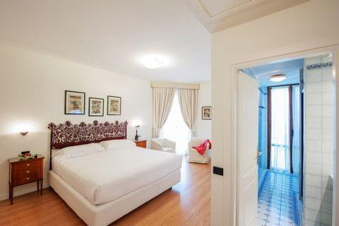 Doppelzimmer Hotel Garden in Siena