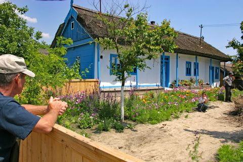 Donaudelta - Haus