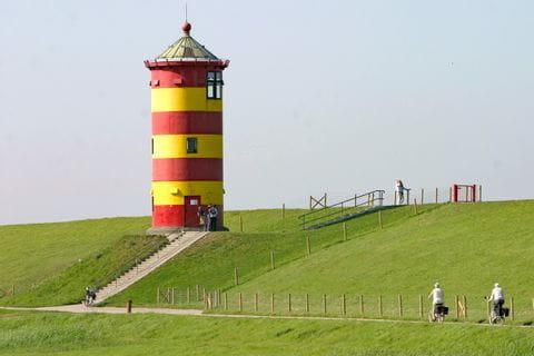 Leuchturm in Ostfriesland