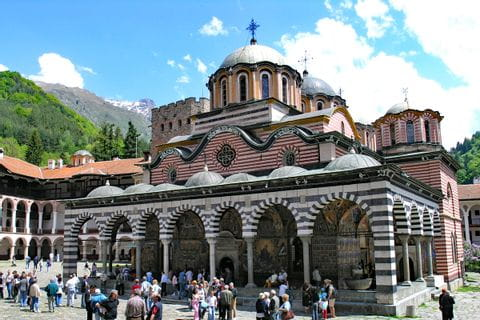Wandern und Kulturgenuss Rila Kloster