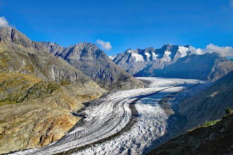 Wunderschöne Schweizer Bergwelt