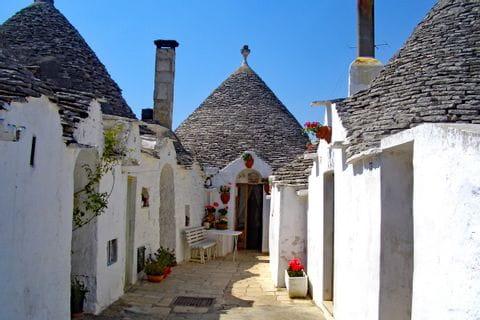 Houses in Alberobello
