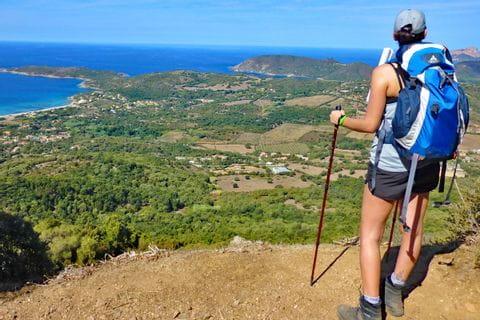 Golf von Chiuni auf Korsika