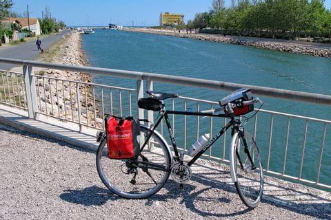 Rad am Canal du Midi