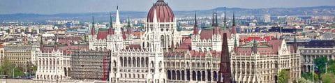 Ungarn Parlament
