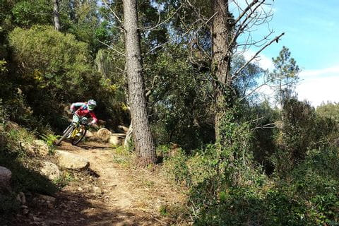 Downhill in Portugal
