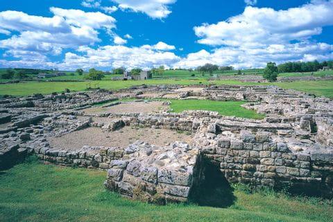 Geschichte des Hadrians Wall