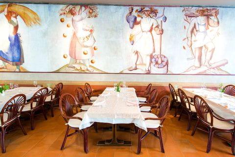 Speisesaal Hotel Scala Stiegl