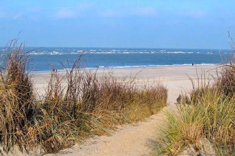 Inselhüpfen in Ostfriesland Strand von Langeoog