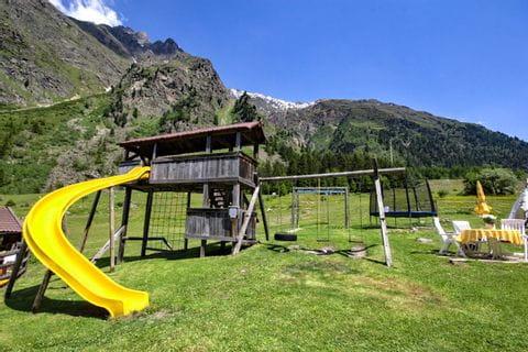 Spielplatz vom Reithof in Tirol