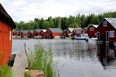 Aktivwoche Schweden